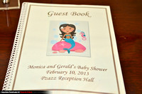 Monica & Gerald's Baby Shower