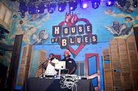 """KING OF CLUBS"" MOE'S BDAY BASH @ HOUSE OF BLUES"