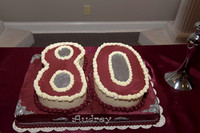 Aubry's 80th Bday